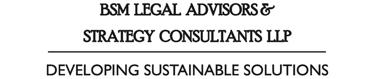 BSM legal advisors logo
