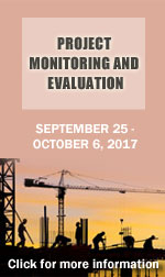 2017 Project Monitoring Evaluation
