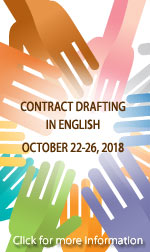 2018 Contract Drafting in English