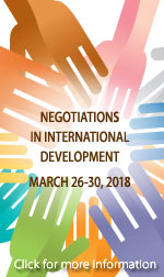 2018 Negotiations Intl Development Spring