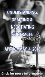 2018 Understanding Drafting Contracts