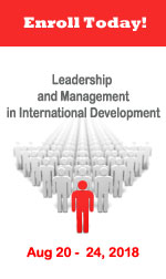 2018 leadership management fall
