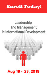 2019 Leadership Management fall