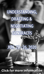 2020 Understanding Drafting Contracts