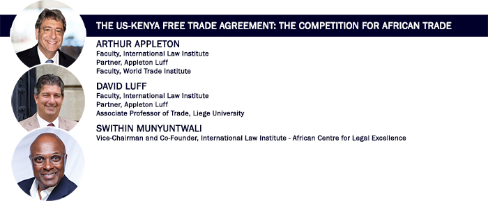 COVID-19 WEBINAR SERIES - THE US-KENYA FREE TRADE AGREEMENT: THE COMPETITION FOR AFRCAN TRADE - ENABLE DISPALY/LOAD IMAGES TO VIEW THE WEBINAR PICTURE
