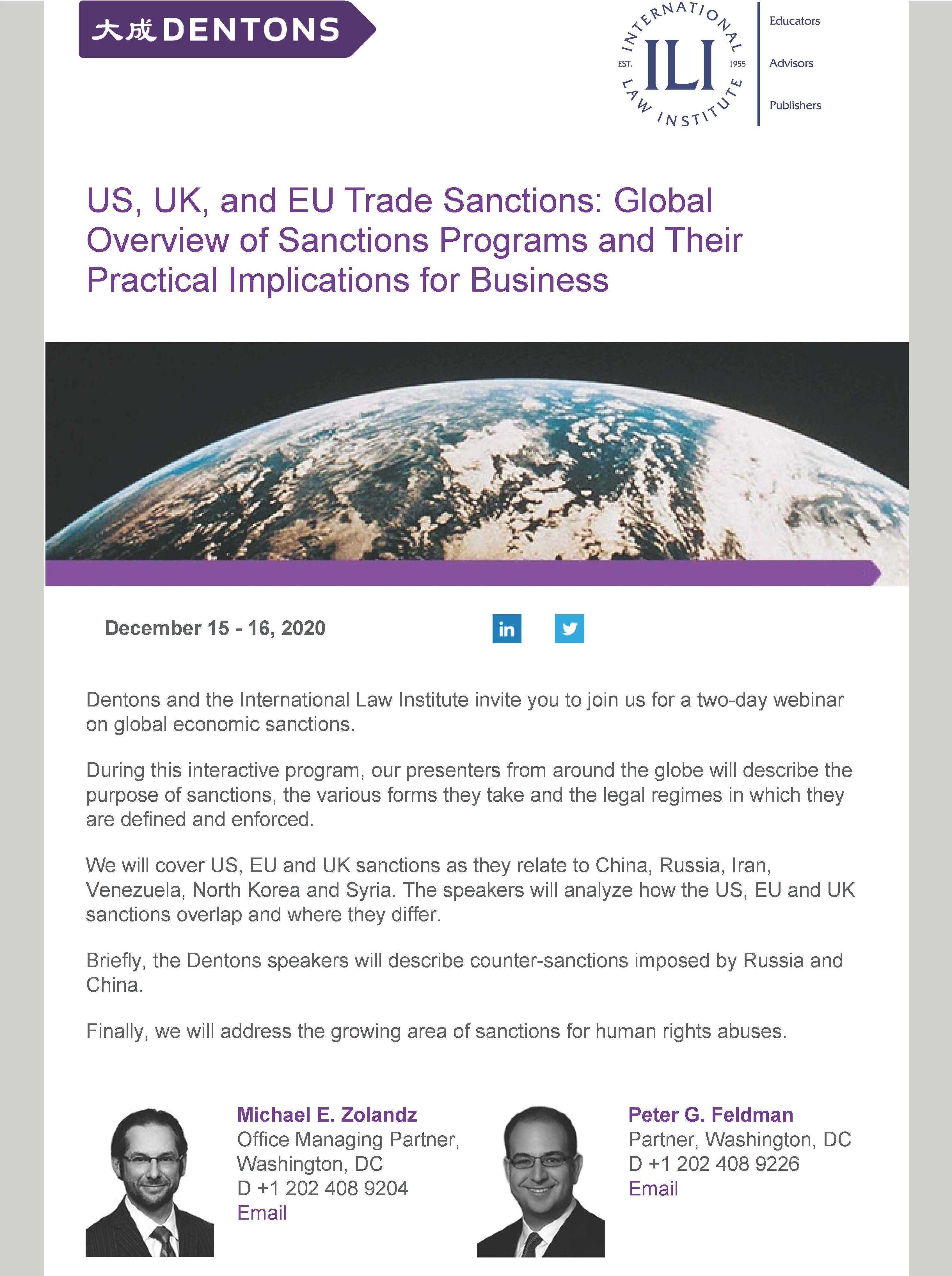 dentons ili sanctions 2020 Page 1